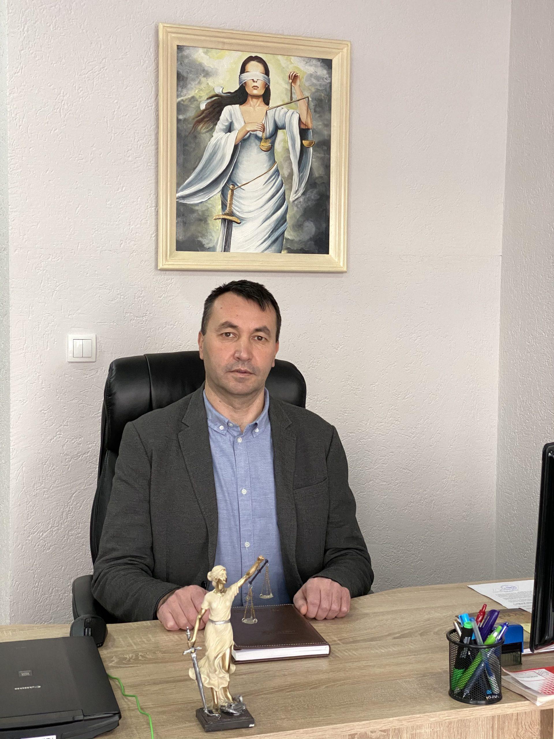 Advokat Ivica Pavlović